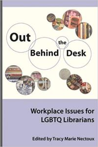 Book Cover for Out Behind the Desk