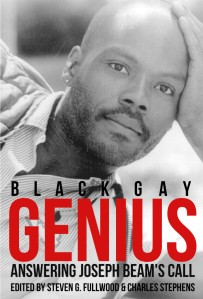 Book Cover for Black Gay Genius