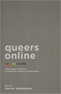 Book cover for Queers Online